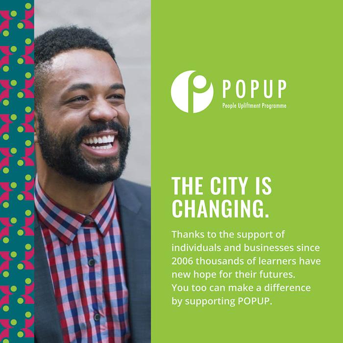 Contango Technologies - POPUP (People Upliftment Programme) Ambassador - contangotech.co.za